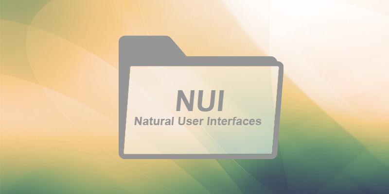 Dossier : État des lieux des Interfaces Sensorielles et Naturelles